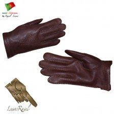 Men Leather Gloves (H122013)