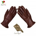 Men Leather Gloves (H142013)