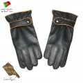Men Leather Gloves (H382014)