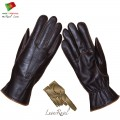 Men Leather Gloves (H152013)