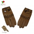 Men Leather Gloves (H172014)
