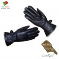 Men Leather Gloves (H192013)