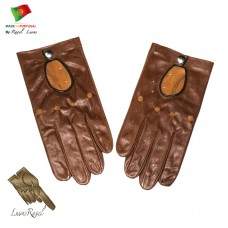Men Leather Gloves (H192014)
