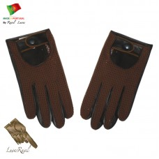Men Leather Gloves (H202014)
