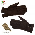 Men Leather Gloves (H212013)
