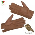 Men Leather Gloves (H222013)