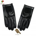 Men Leather Gloves (H222015)