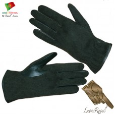 Men Leather Gloves (H232013)