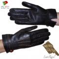 Men Leather Gloves (H262013)