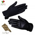 Men Leather Gloves (H292013)