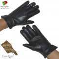 Men Leather Gloves (H372013)