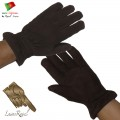 Men Leather Gloves (H382013)