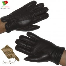 Men Leather Gloves (H392013)