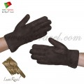 Men Shearling Sheepskin Gloves (HB52013)