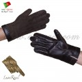Men Shearling Sheepskin Gloves (HB62013)