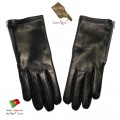 Men Leather Gloves (HFEC2018)