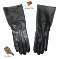 Men Leather Gloves (HMOT2018)