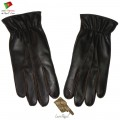 Men Leather Gloves (HMOT22015)
