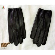 Men Leather Tactical Gloves (HCOMB32020)