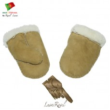 Kids Leather Gloves (C782013)