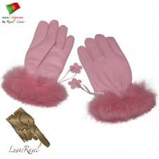 Kids Leather Gloves (C792013)
