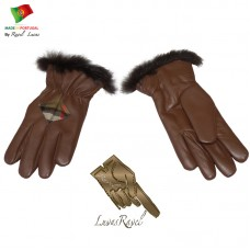 Kids Leather Gloves (C822013)