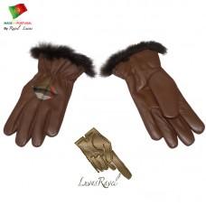 Kids Leather Gloves (C822013)