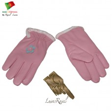 Kids Leather Gloves (C842013)