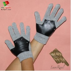 knitted Gloves for Ladies (SL102013)