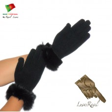 knitted Gloves for Ladies (SL122013)