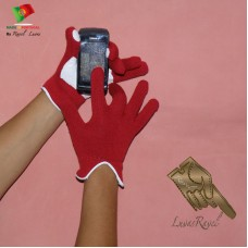 knitted Gloves for Ladies-Touch Screen (SL32013)