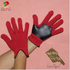 knitted Gloves for Ladies (SL52013)