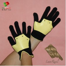 knitted Gloves for Ladies (SL62013)