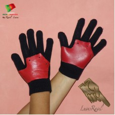 knitted Gloves for Ladies (SL92013)