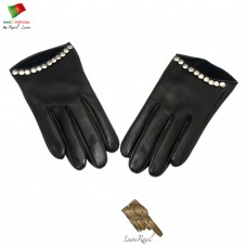 Ladies Leather Gloves (S0RB2016)