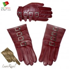 Ladies Leather Gloves (S102013)