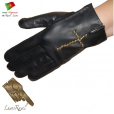 Ladies Leather Gloves (S112013)