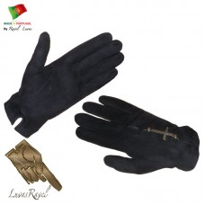 Ladies Leather Gloves (S122013)
