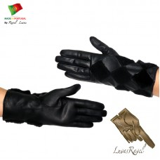 Ladies Leather Gloves (S132013)