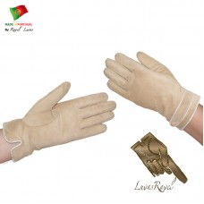 Ladies Leather Gloves (S182013)