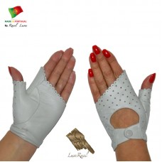 Ladies Leather Gloves (S192014)