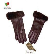Ladies Leather Gloves (S192015)