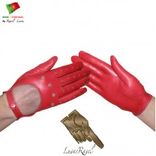 Ladies Leather Gloves (S222013)