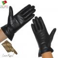 Ladies Leather Gloves (S33)