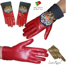 Ladies Leather Gloves (S342013)