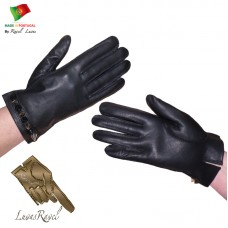 Ladies Leather Gloves (S422013)