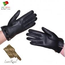 Ladies Leather Gloves (S422013)