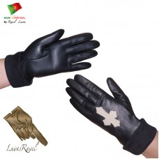 Ladies Leather Gloves (S432013)