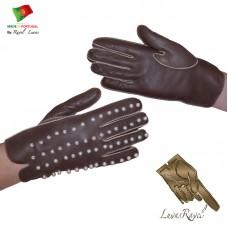 Ladies Leather Gloves (S472013)