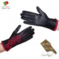 Ladies Leather Gloves (S492013)